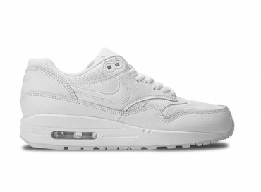 Nike WMNS Air Max 1 PRM White/White 454746 107