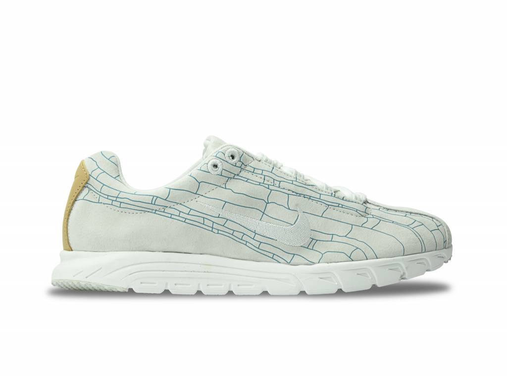 Mayfly Leather PRM Off White/Off White 816548 100