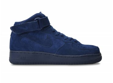 Nike Air Force 1 Mid '07 Binary Blue/Binary Blue 315123 410