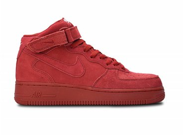 Nike Air Force 1 Mid '07 Gym Red/Gym Red 315123 609