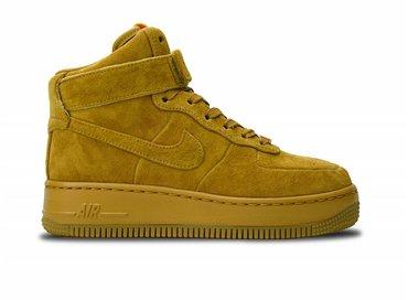 Nike WMNS AF1 Upstep HI LX Desert Ochre/Desert Ochre 898422 700