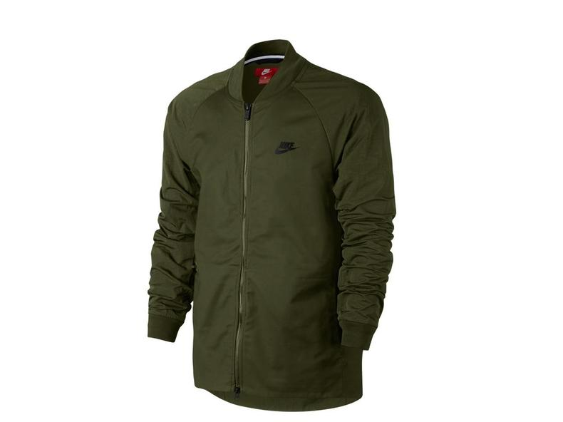 MEN'S SPORTSWEAR JACKET LEGION GREEN 832192 331