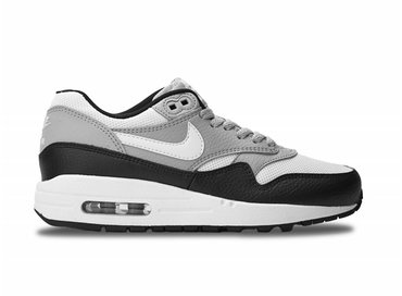 Nike WMNS Air Max 1 PRM Black/White/Wolf Grey 454746 011