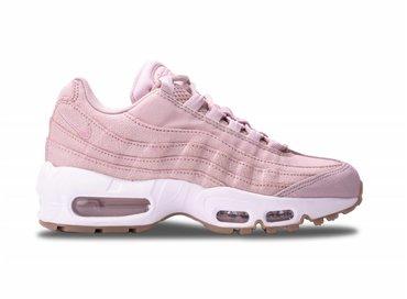 Nike WMNS Air Max 95 PRM Pink Oxford/Pink Oxford 807443 600