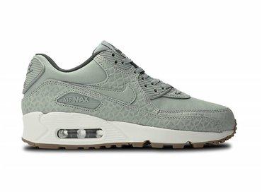Nike WMNS Air Max 90 PREM Wolf Grey/Wolf Grey/Sail 443817 011