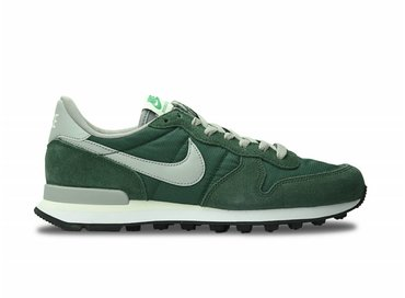 Nike Internationalist Gorge Green/Matte Silver 828041 300