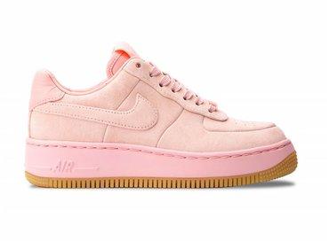 Nike W Air Force 1 Upstep LX Artic Orange 898421 800