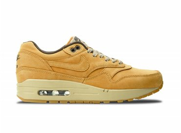 Nike Air Max 1 LTR Premium Bronze/Baroque Brown 705282 700