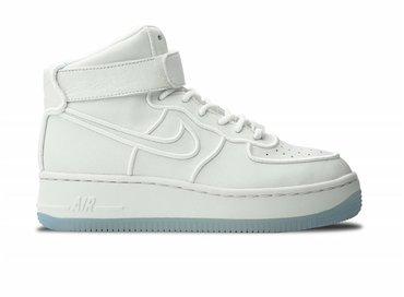 Nike WMNS AF1 Upstep Hi Si Summit white/Summit White 881096 100