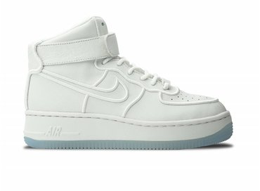 Nike WMNS Air Force 1 Upstep Hi Si Summit white/Summit White 881096 100