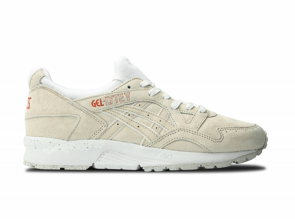 "Gel Lyte V White/White ""Rose Pack H600L 0101"