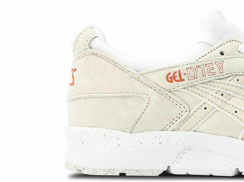"""Gel Lyte V White/White """"Rose Pack H600L 0101"""