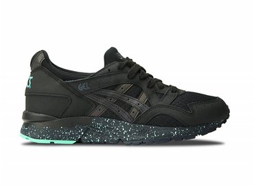 "Gel Lyte V Black/Black ""Northern Light Pack"" H6Q2L 9090"