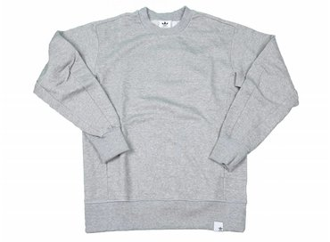 Adidas XbyO Crew Sweatshirt Medium Grey Heather BQ3079