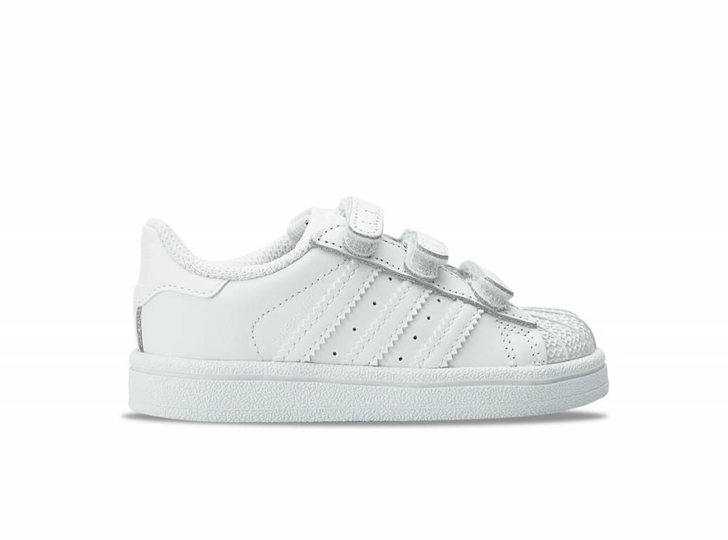 Superstar Foundation CF C White/White B25727