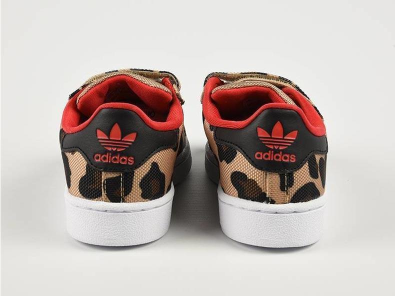 Superstar CF I Camo Black/Red s78980