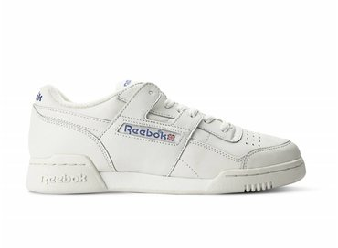 Reebok Workout Plus Vintage Chalk/Classic White/Royal BD3386