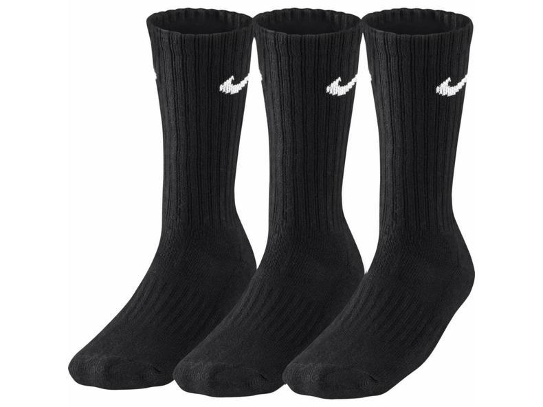Nike Socks Black/White