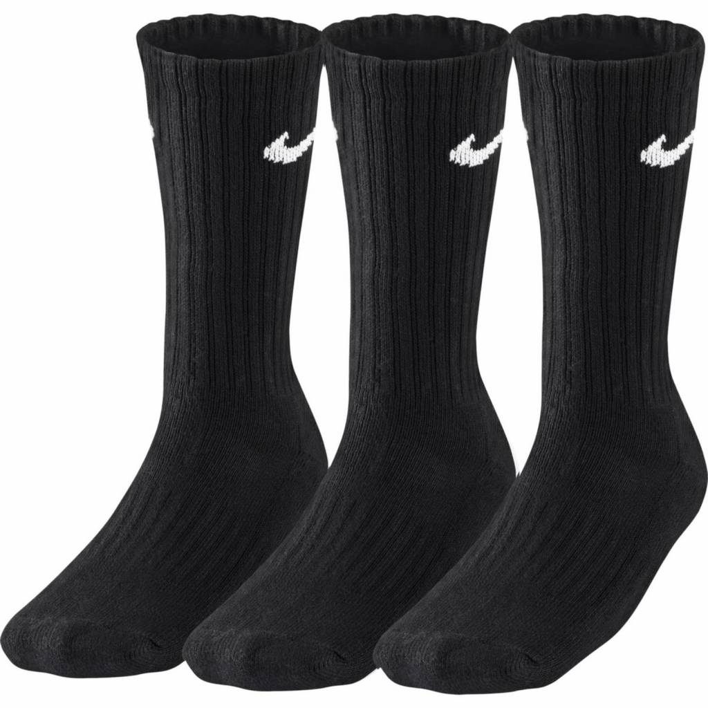 Nike Socks Black/White