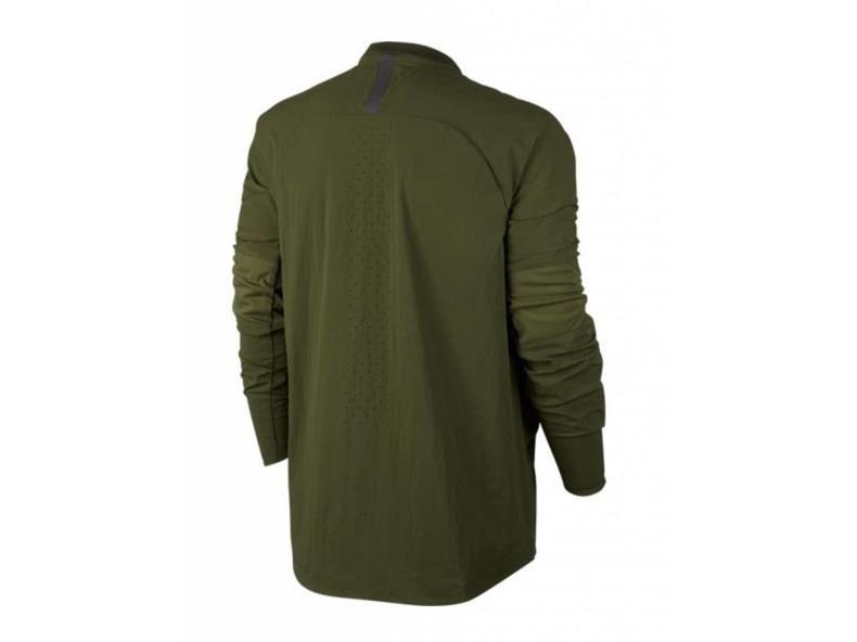 NSW Bonded Top Woven Olive 836424 331