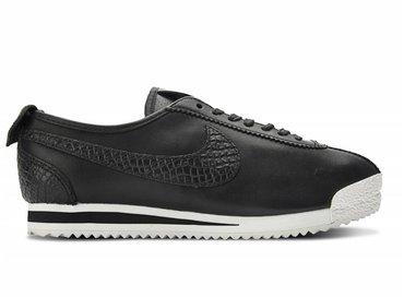 Nike Wmns Cortez '72 Black/Black-Ivory 847126 002