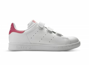 Adidas Stan Smith White/Bold Pink B32706