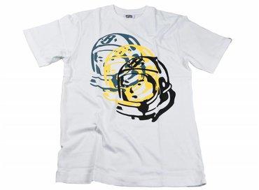 Multi Helmet Tee White B16476