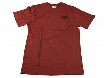 Billionaire Boys Club Small Arch Logo Tee Burgundy B16514