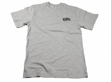 Billionaire Boys Club Small Arch Logo Tee Heather Grey B16514