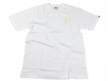 Billionaire Boys Club Nose Art Tee White B16526