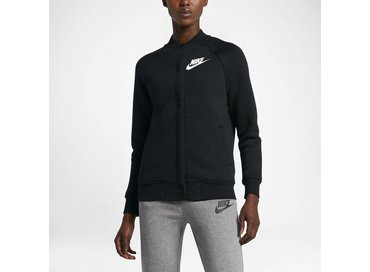 Nike Varsity Jacket Black/White 831735 010