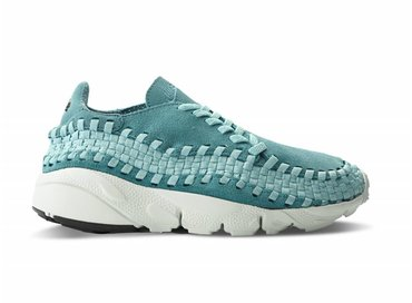 Nike Air Footscape Woven NM Smokey Blue/Smokey Blue 875797 002