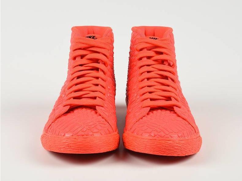 Blazer Mid DMB Bright Crimson/Bright Crimson 807455 600