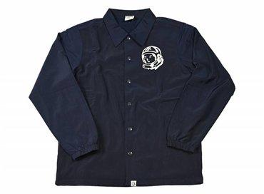 Classic Logo Coach Jacket Navy B16508