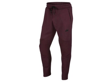 Nike Men's Sportswear Tech Fleece Night Maroon/Black