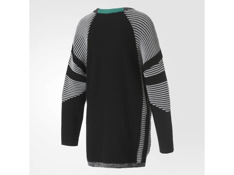 Equipment Sweater Black/Grey BK2271