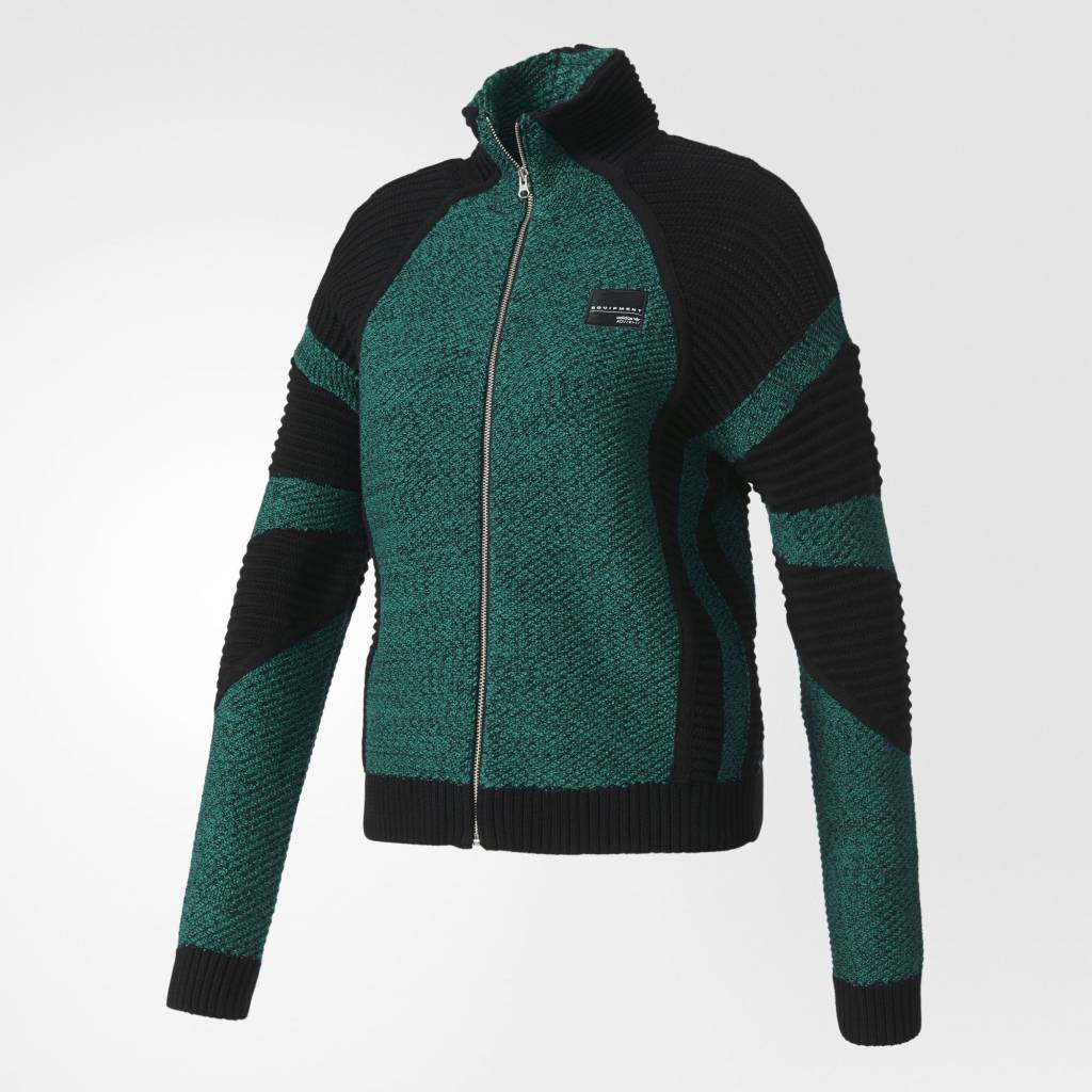 Equipment Track Top Sub Green/Black BK2276