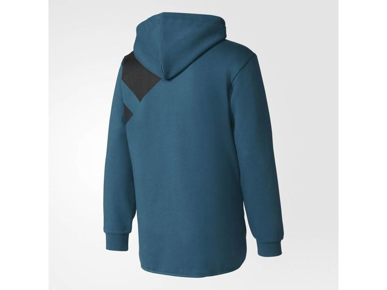 Equipment Scallop Hoody Mystery Green BK7183