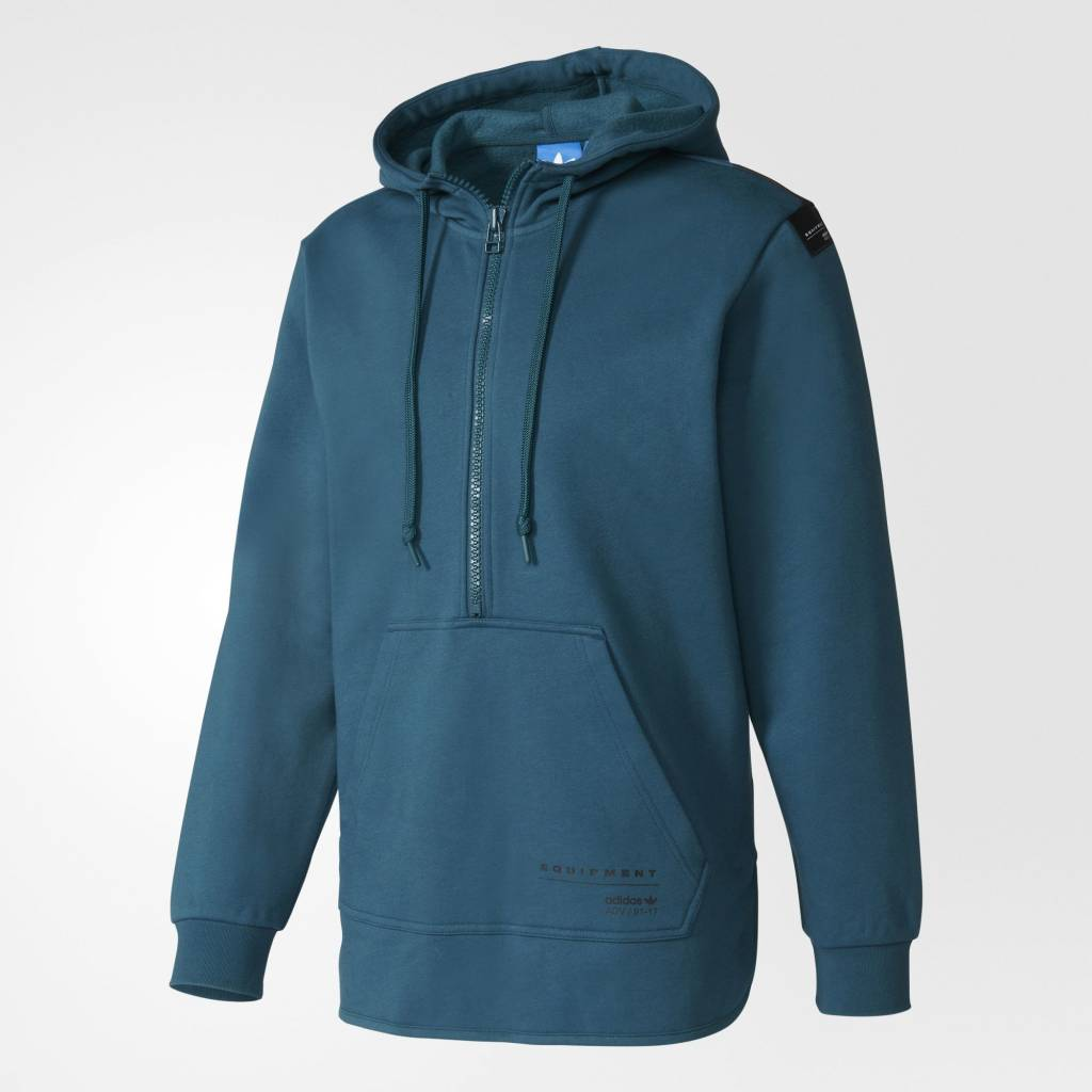 Equipment Scallop Hoody Mistic Green BK7183