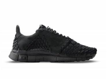 Nike Free Inneva Woven II Black Black Black 845014 001