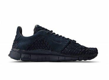 Nike Free Inneva Woven II Obsidian/Obsidian-Black 845014 400