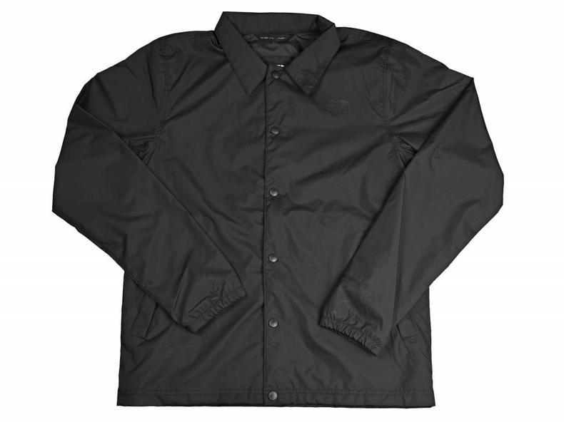Coaches Jacket Black T92VFSJK3