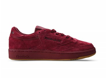 Reebok Club C 85 TG Collegiate Burgundy/Dark Red-Gum BD1884