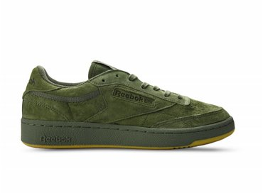 Reebok Club C 85 TG Hunter Green/Poplar Green-Gum BD4759