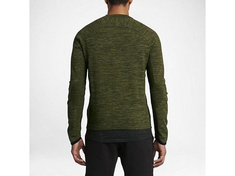 Tech Knit Jacket Legion Green/Black 832178 331