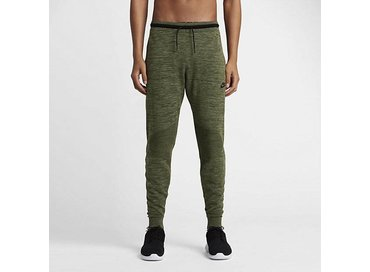 Nike Tech Knit Pant Legion Green/Black 832180 331