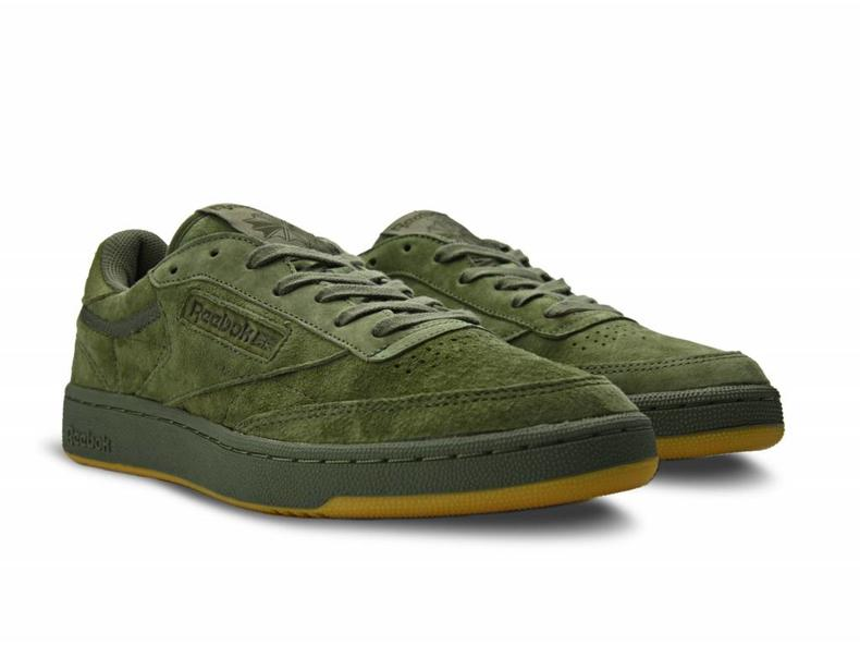 Club C 85 TG Hunter Green/Poplar Green-Gum BD4759