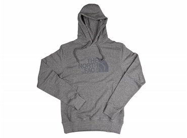 The North Face Lights Drew Peak Pullover Hoodie Grey T0A0TEJBV