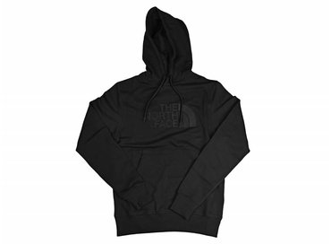 The North Face Lights Drew Peak Pullover Hoodie Black T0A0TEKX7