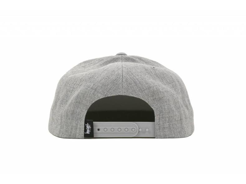 Stock Lock FA16 Cap Grey Heather